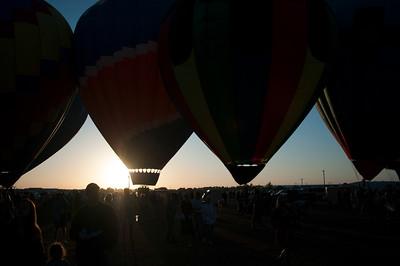 Balloon's over Paradise