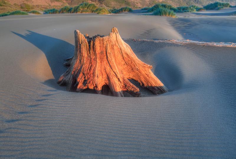 ~ Sandblasted ~