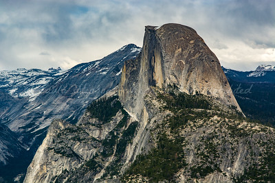 Chiseled Half Dome