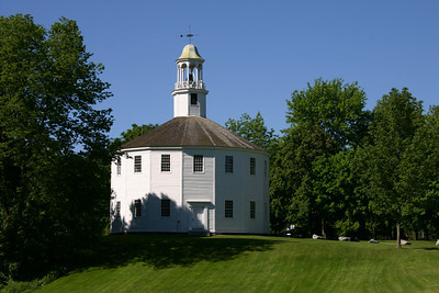 Round Church, Richmond, Vermont