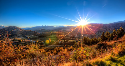 Queenstown Sunset