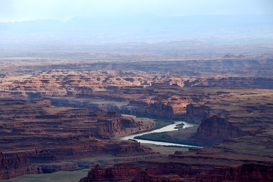 Dead Horse Point near Moab, Utah