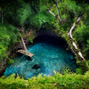 Swimming hole in paradise - yes it's real :-)