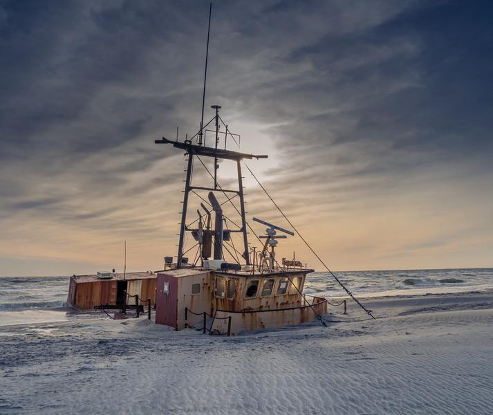 The Ocean Pursuit