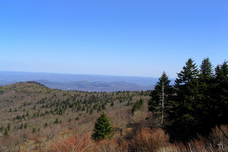 'Meet Me Here'<br /> Blue Ridge Parkway, NC