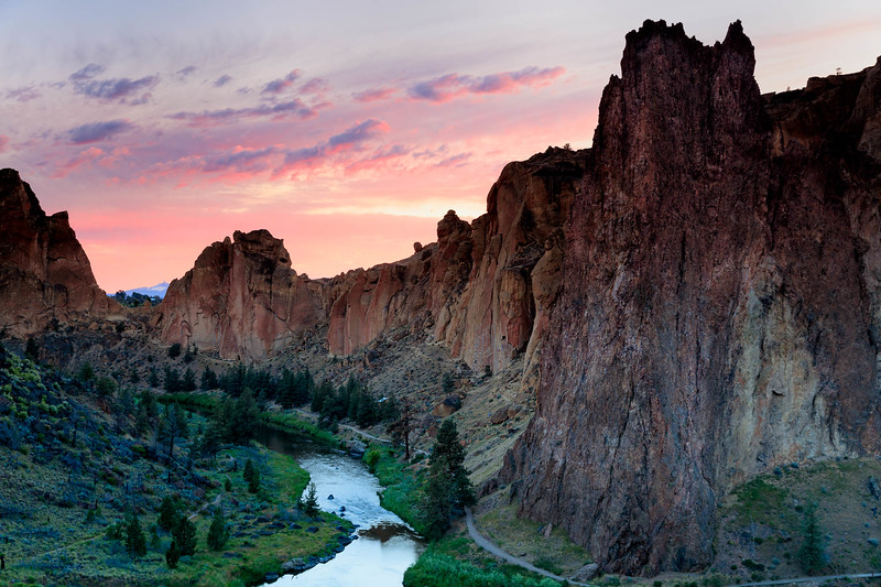 Smith Rock, Oregon