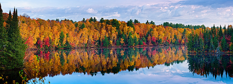 Lost Lagoon - Hwy 522 - Ontario<br /> Lee 3 Stop Soft GND<br /> Singh-Ray LB Color Combo