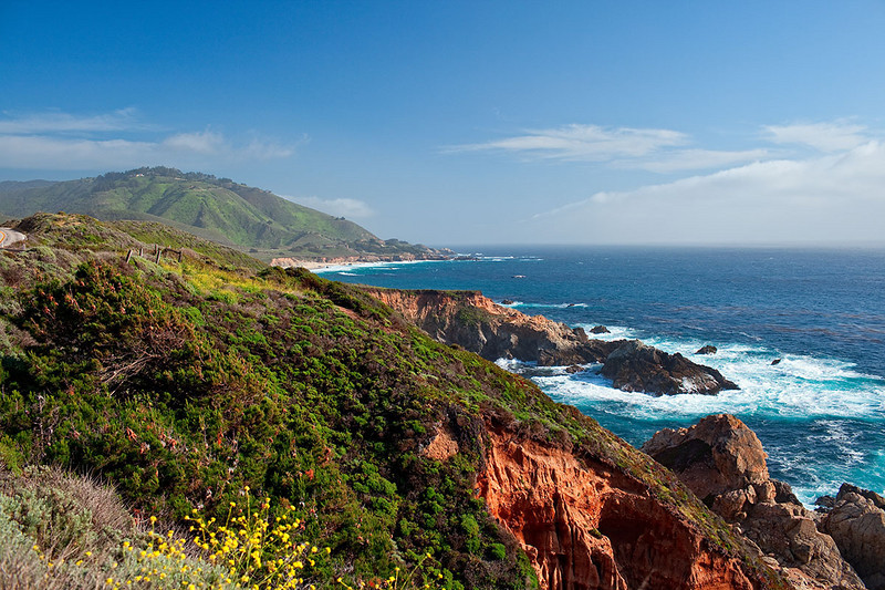 Big Sur Coastline<br /> Singh-Ray LB Color Combo