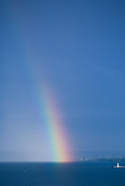 Lake Ontario Rainbow