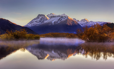 Glenorchy Reflection