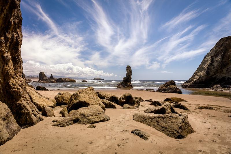 Cape Sebastion