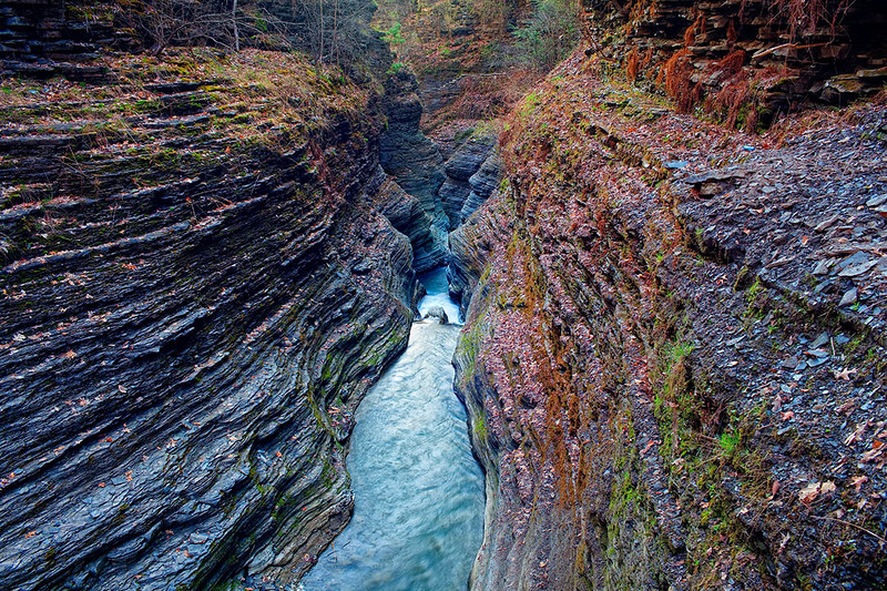 Watkins Glen, NY<br /> Singh-Ray LB Color Combo