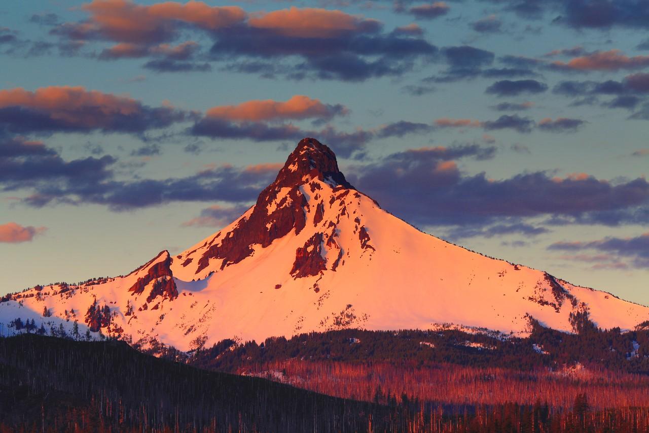 ~ Oregon Matterhorn ~