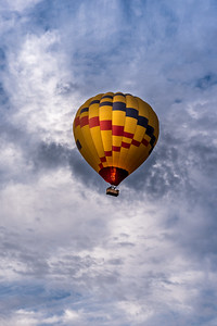 Hot air balloon, Sedona, AZ