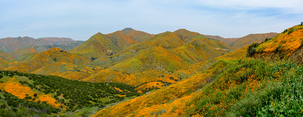 Beautiful hilltop hike...