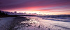 Sunset on the Straits of Mackinac<br /> Singh-Ray 3 stop Reverse GND