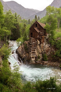 Crystal Mill on Crystal River