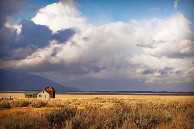 Grand Teton Scenic