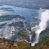 """Victoria Falls 2"" (photograph) by Virginia Draper"