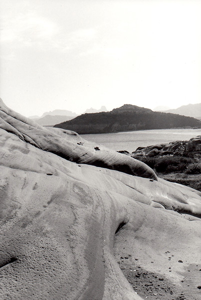 """Sea of Cortez 1"" (photography- silver gelatin print) by Lori Sapio"