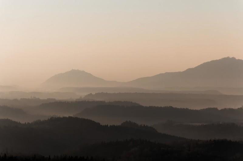 """""""Landscape No376"""" (photography) by Brut Carniollus"""