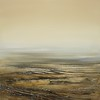 """Lowlands"" (oil on panel) by Deborah Weiss"