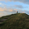 """The Glastonbury Tor - England"" (photography) by Thomas Henriksson"