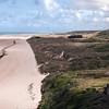"""Fort du Cap Levi Chape Ruins"" (digitally enhanced photograph) by Susette McCann"