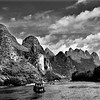 """Li River"" (photography) by 	Gloria Golden"