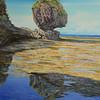 """Siargao"" (oil on canvas) by Angelo Antonio Maristela"