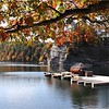 """Lake Mohonk"" (photography) by Kathy Brady"
