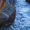 """""""Ithaka"""" (oil on canvas) by Giota Vorgia"""