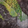 """""""Watkins Glen"""" (acrylic) by Rin Svart"""