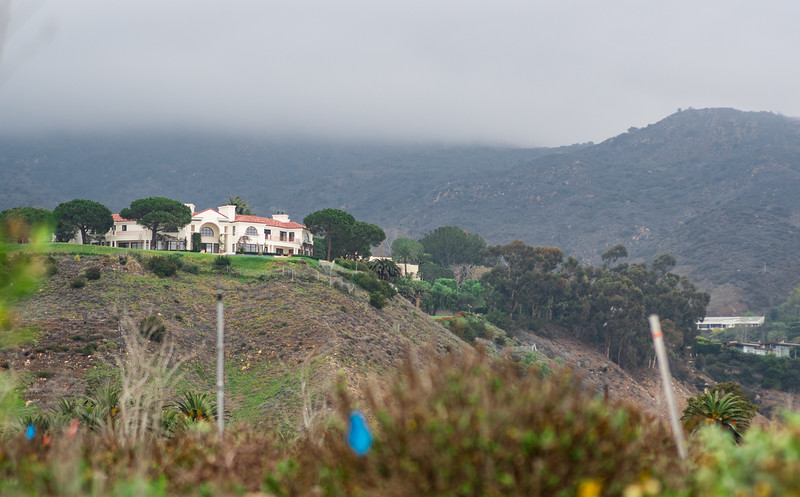 the island..  #california #coastal