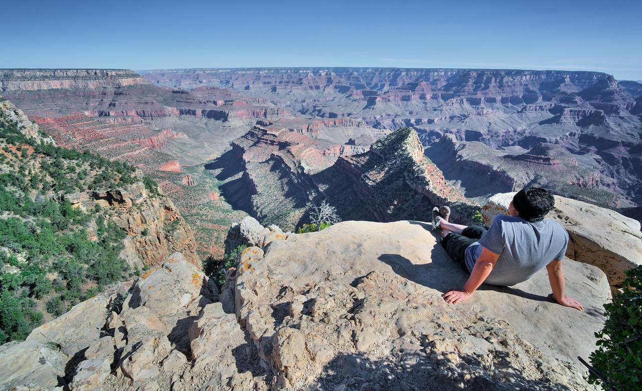 was a long day..  #grandcanyon #arizona #voigtlander15mm