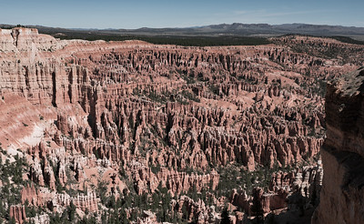 on top.. #brycecanyon #utah #zeiss25mm