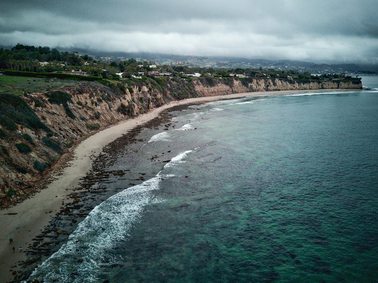 coldence of the wind... mavic.   #djimavic #dji #malibu #california