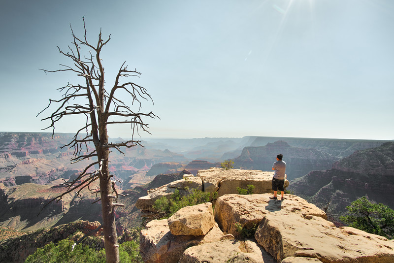 south rim. #grandcanyon
