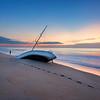 Abandoned Sailboat - Sea Bright New Jersey, 2019