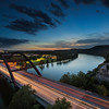 Pennybacker Bridge - Austin Texas