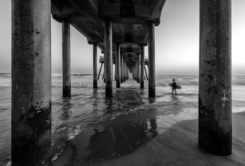 Huntington Beach Pier - California
