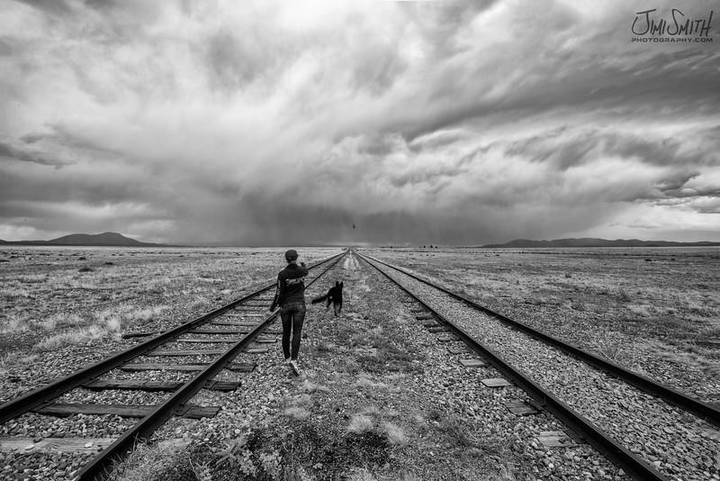 Railroad Fetch with Tilt - 2017