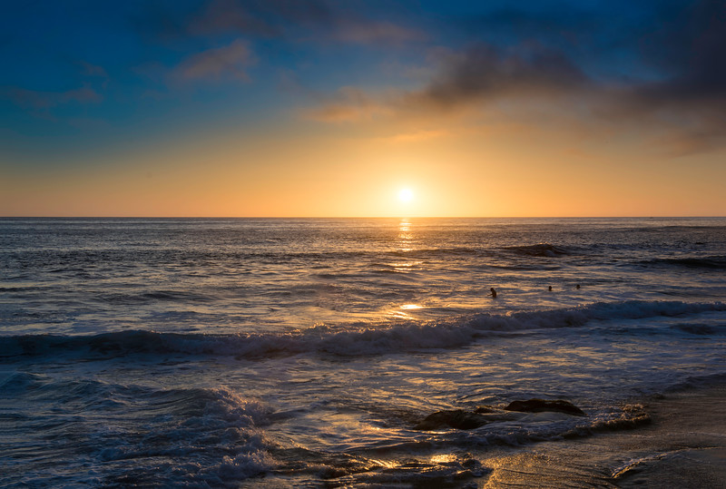 Sunset - La Jolla California