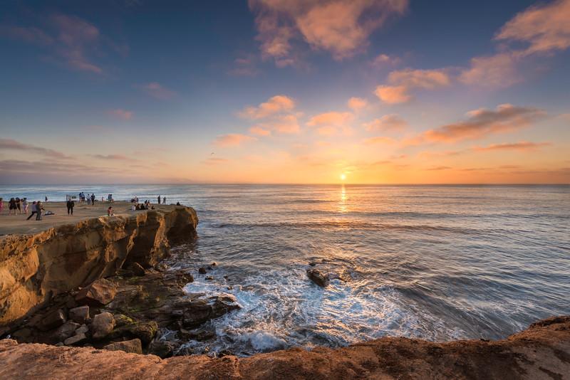 Sunset Cliffs - Southern California