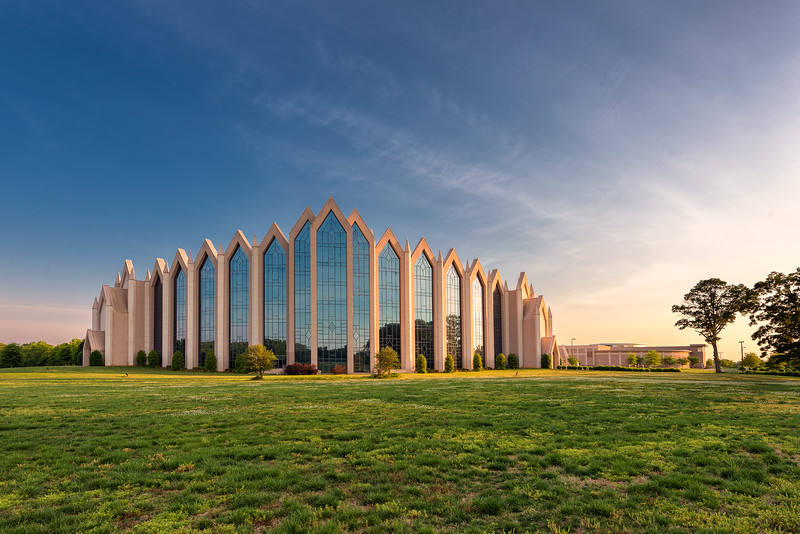Calvary Church = Charlotte NC