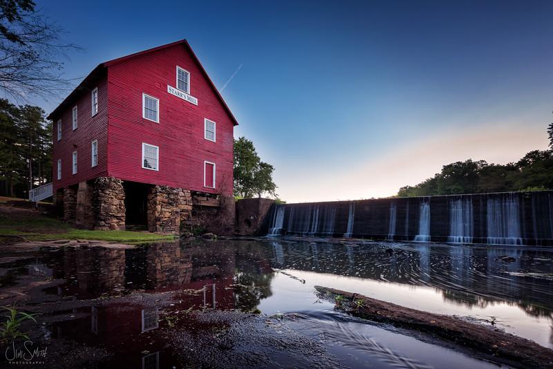 Starrs Mill - Senoia GA - 2019