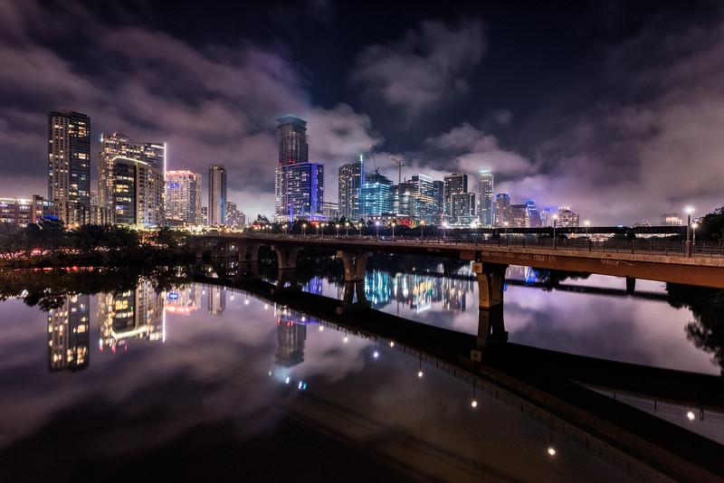 Skyline - Austin Texas 2018