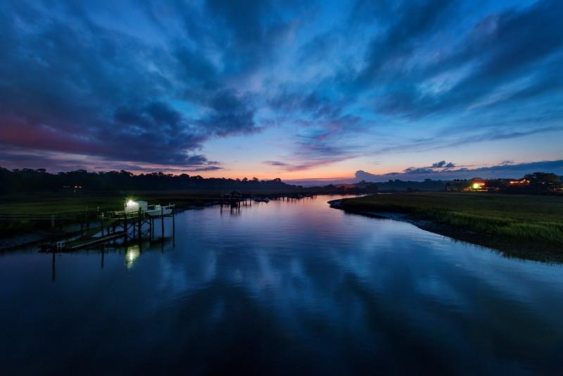 Shem Creek, Charleston SC 2019