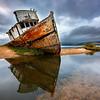 Shipwreck - Point Reyes California 2018