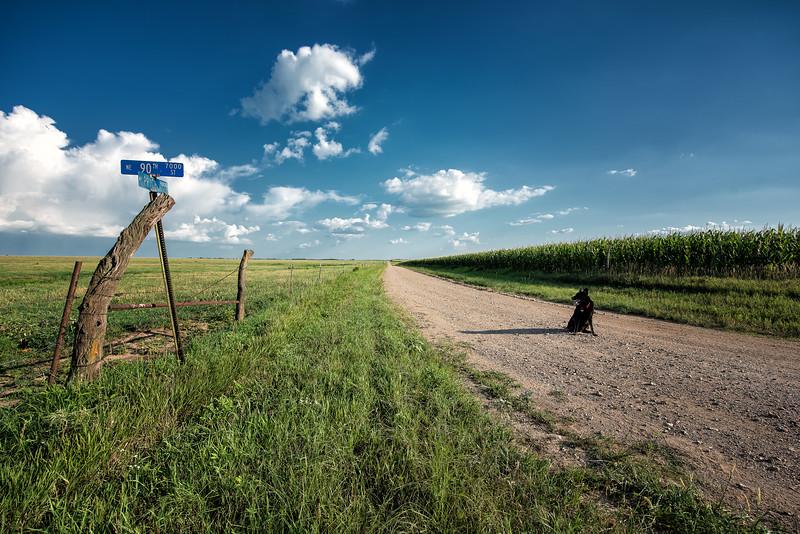 Exploring the Prairie Lands with Tilt - Flint Hills Kansas 2018